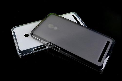 capinha capa silicone zenfone 6 - frete grátis!