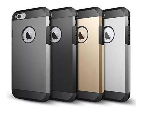 capinha capa tough armor iphone 6 plus / 6s plus + brinde