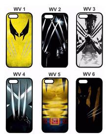 Capinha Capa Wolverine X Men - Xperia Z1 Z2 Z3 Z3 Compact
