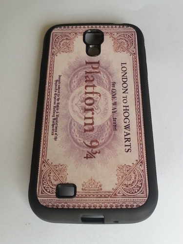 capinha case capa cel harry potter- galaxy grand duos i9082