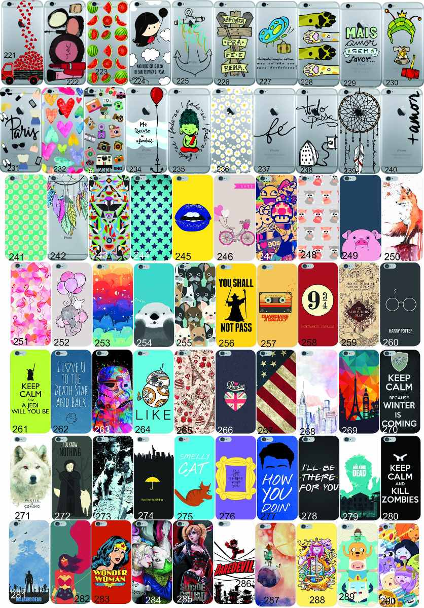 Moto G Plus >> Capinha Case Capa Celular Tpu Diversos Smatphones E Desenhos - R$ 22,00 em Mercado Livre