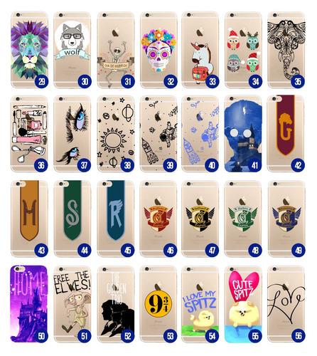 capinha case silicone iphone 4 4s 5 5s 5c 6 6 plus 7 7 plus