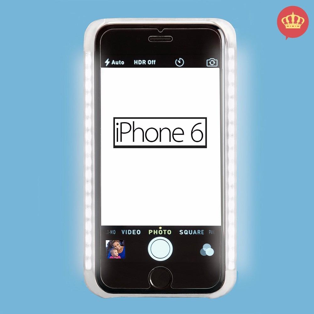 f68c985cb capinha celular apple iphone 6 6 plus lumee luz led branca. Carregando zoom.