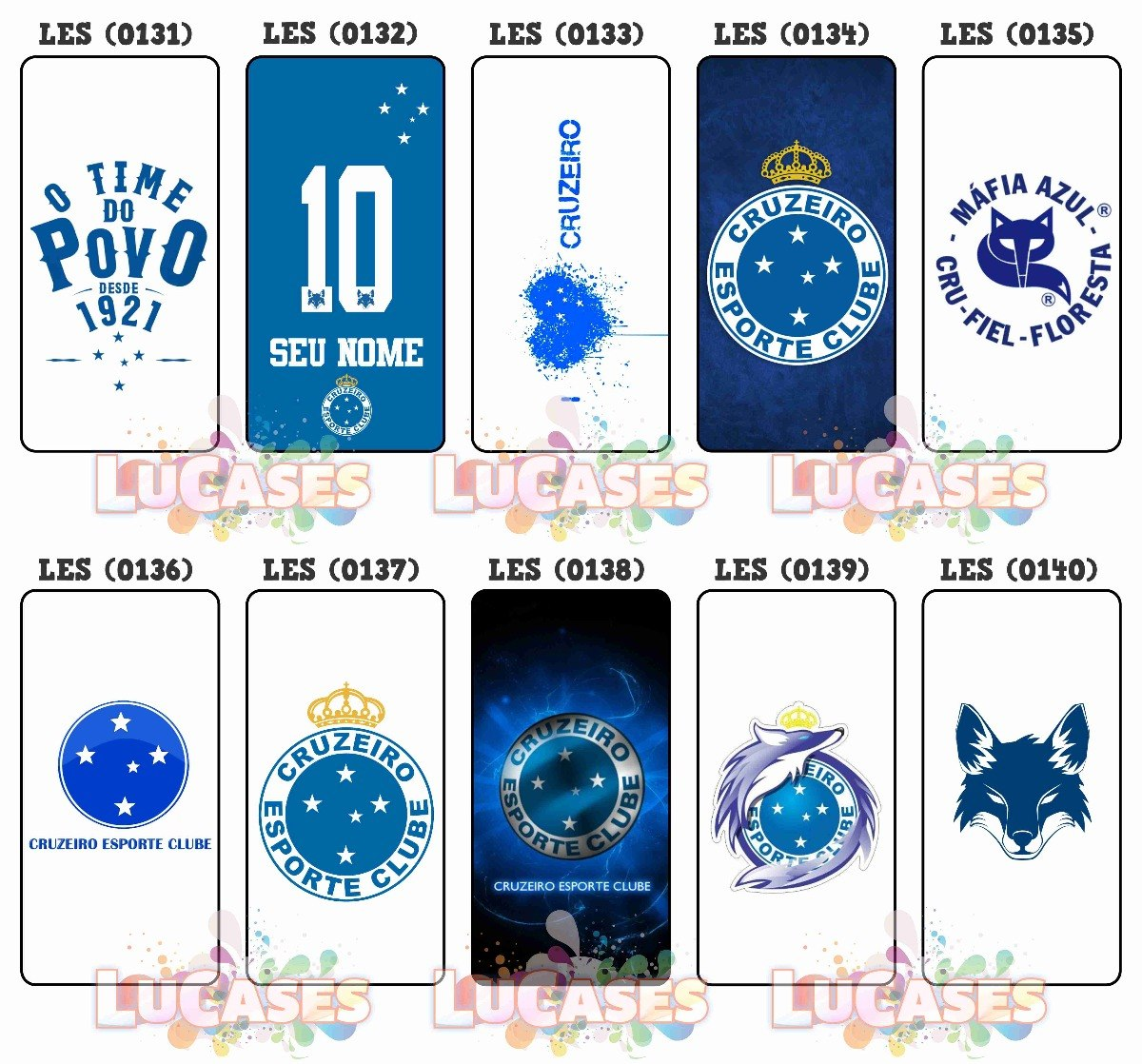 a526d4dffc Capinha Cruzeiro Capa Case Galaxy S3 S4 S5 S6 S7 S8 J1 J2 J7 - R  36 ...
