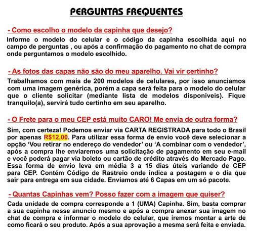 capinha iron homem de ferro iphone 4s/5/5s/5c/6/6s 7 8 plus