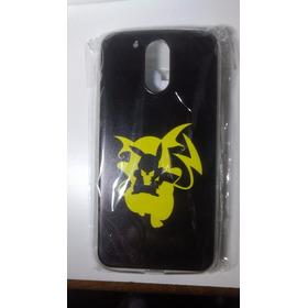 Capinha Moto G4/g4 Plus Pokémon + Frete Grátis