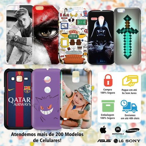 capinha one piece desenho moto g g2 g3 g4 g5 g5s x2 x play