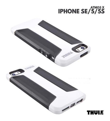 capinha para iphone 5s atmos x3 thule branco e preto