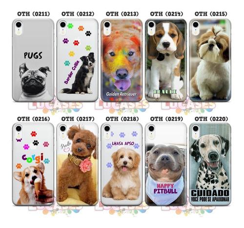 capinha personalizada com foto nome do seu pet cachorros dog