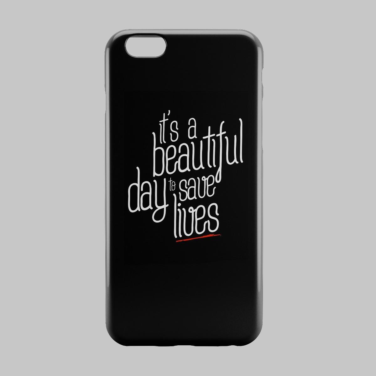 Capinha Série Grey\'s Anatomy Iphone 4 4s 5 5s 5c 6 6s 6 Plus - R$ 29 ...