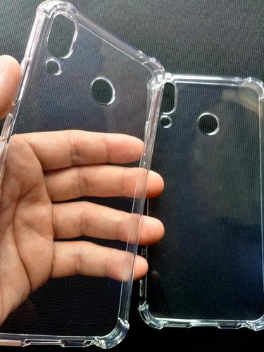 capinha zenfone 5 5z zs620kl borda impacto + película gel 5d