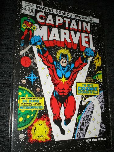 capitain marvel - importada  - ótimo - heroishq