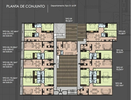 capital condesa, nuevo y hermoso edificio con diseì±o de vanguardia.