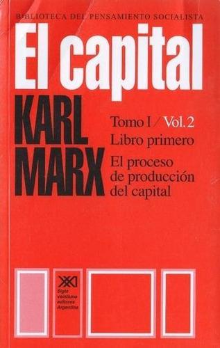capital, el. tomo i - vol 2