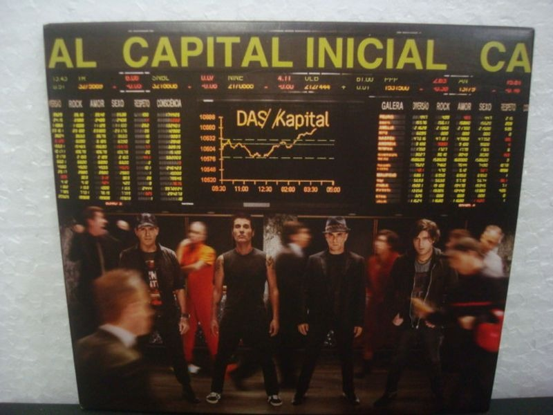 cd capital inicial das kapital