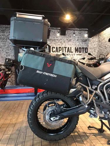 capital moto méxico equipada triumph tiger 800xc