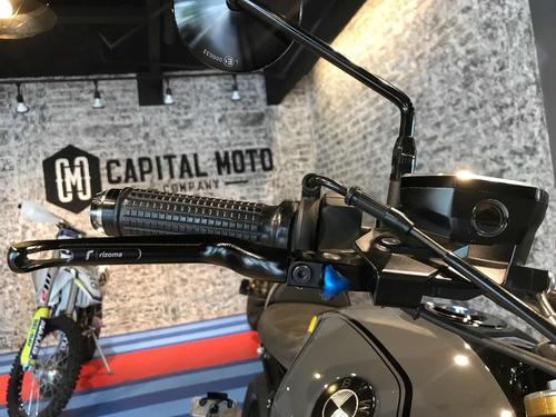 capital moto méxico impresionante bmw nine t única en méxico