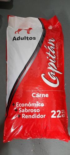 capitan. alimento balanceado económico.