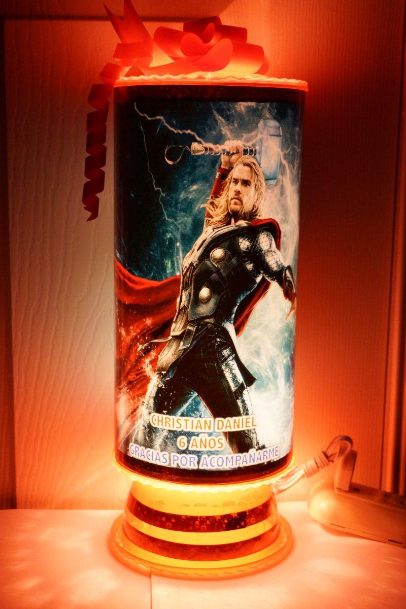 Capitan america centros de mesa lamparas personalizadas - Lamparas personalizadas ...