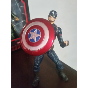 Capitan América Civil Wsr Marvel Legends. En Excelente Estad