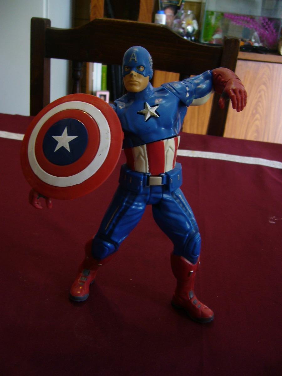 Capitan America Emite Frases 50000
