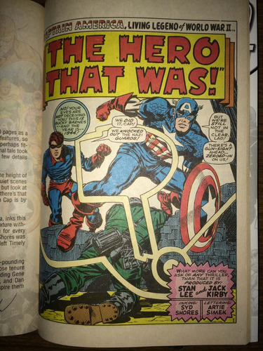 capitan america marvel comic  the 100 greatest   nº 21/18