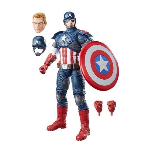 capitán américa marvel fig
