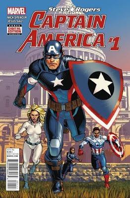 capitán américa steve rogers vol 1 cómics digital español