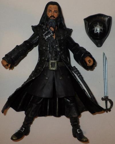 capitan barba negra piratas del caribe on stranger tides