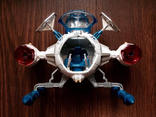 capitán futuro: cosmo liner  completo