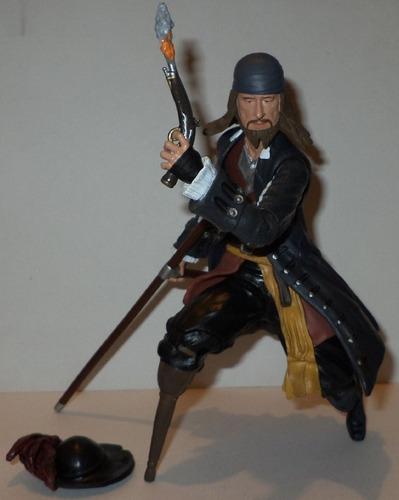 capitan hector barbossa piratas del caribe on stranger tides