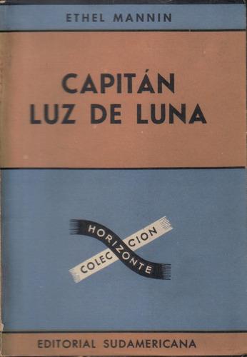 capitán luz de luna / ethel mannin
