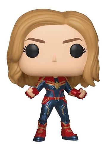 capitana marvel funko  avengers endgame #459/ mipowerdestiny