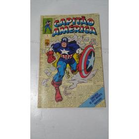 Capitão América N° 1 Junho/79 Formatinho - 1º Série Abril