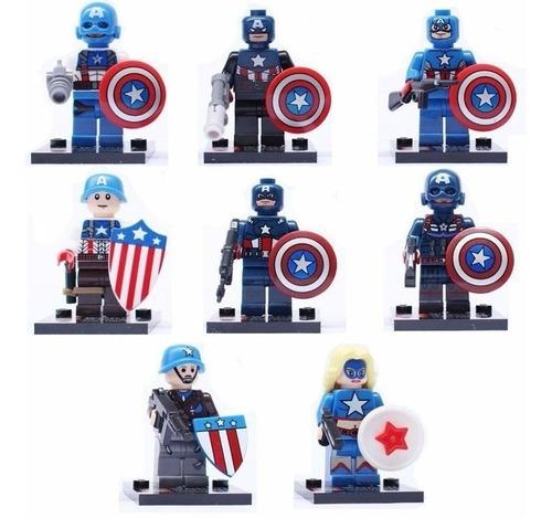capitão américa marvel universe vingadores silver age