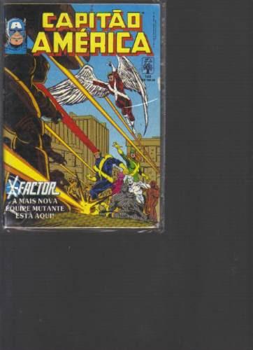 capitão américa n 140 - marvel comics - editora abril