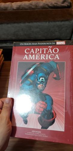 capitão américa - salvat - volume 07