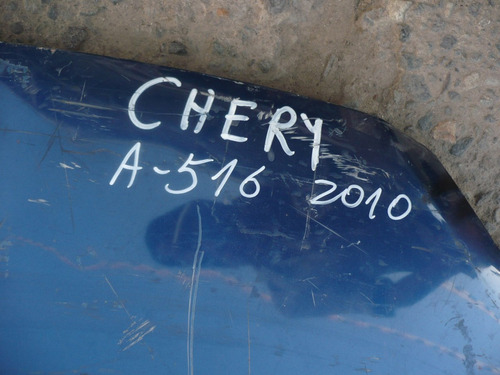 capo chery a516 2010  abollado - lea descripción