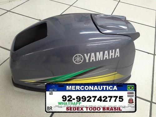 capo para motor de popa yamaha 15 hp novo original