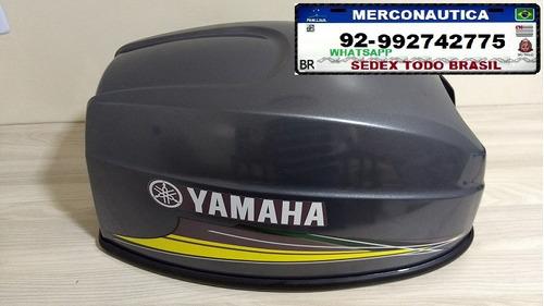capo para motor de popa yamaha 40 hp 2t ano 2016/2017 sedex