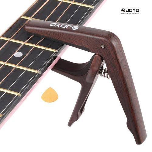 capo traste joyo jcp01 guitarra ukulele guitarist house