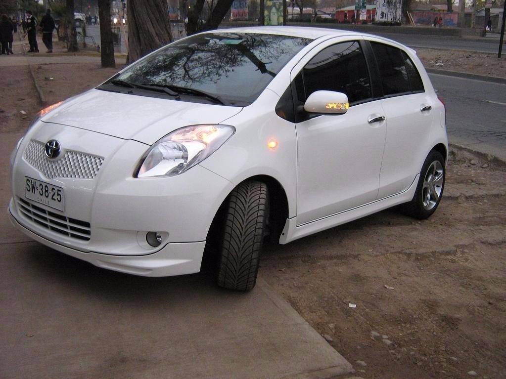 Capot Toyota Yaris Sport 2006 2007 2008 2009 Bs 45 000