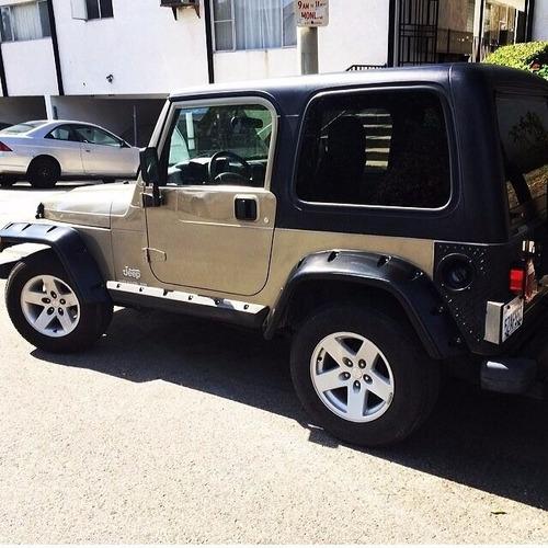 capota dura para jeep wrangler tj 1997-2006