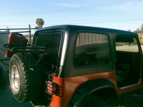 capota dura para jeep wrangler yj 1987-1996