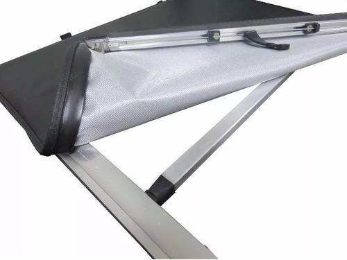 capota marítima courier todas flash cover slim force
