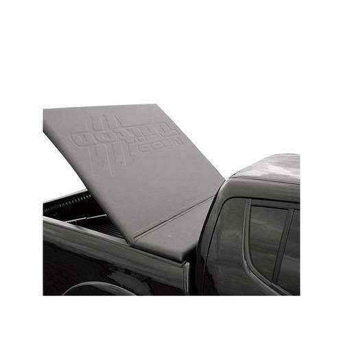 capota rígida plataforma hilux 2008 á 2015 c/ santo antonio