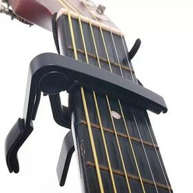 Capotraste Braçadeira Profissional Violão Guitarra Barato