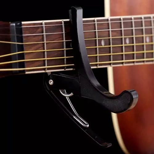 capotraste guitarra accesorios acústica eléctrica