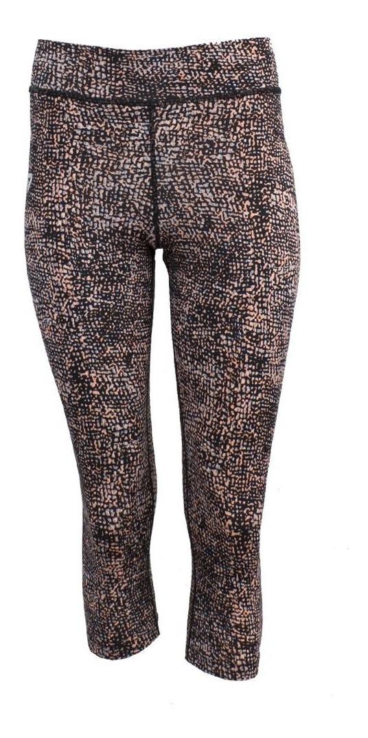 calidad de marca comprar vendible Capri Legging Estampado Deportivo Para Dama | Lycra Gym