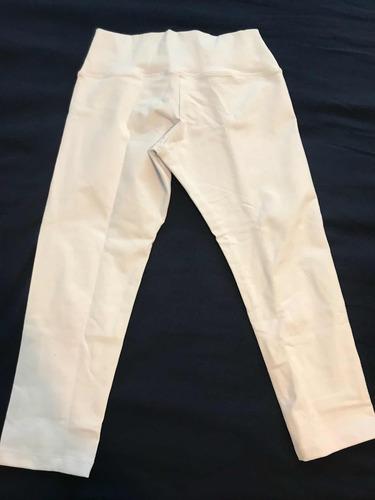 capri supplex color blanco talla unica marca bakano. remate